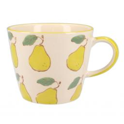 Pears Design Mug by Gisela Graham