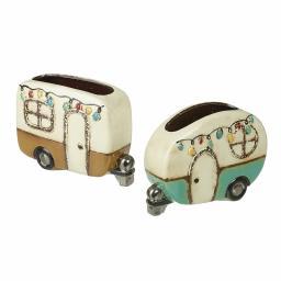 Ceramic Caravan Planter