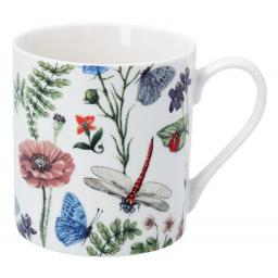 Flora Fauna Mug by Gisela Graham