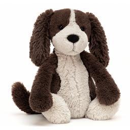 Medium Fudge Puppy by Jellycat
