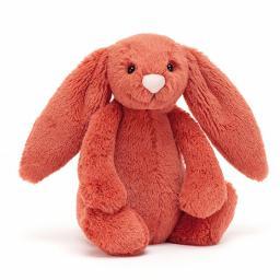 Small Bashful Cinnamon Bunny by Jellycat