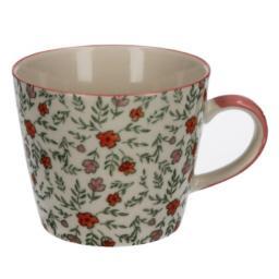 Ditsy Floral Design Mug by Gisela Graham