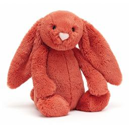 Medium Bashful Cinnamon Bunny by Jellycat