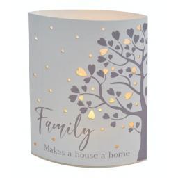 Family Tree LED Light