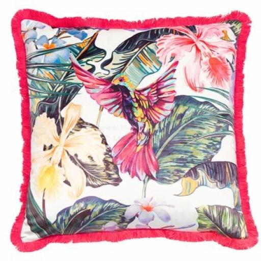 Hope Hummingbird Cushion