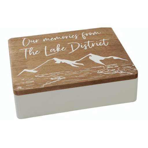 Lake District Keepsake Box