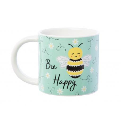 Bee Happy Positivity Mug