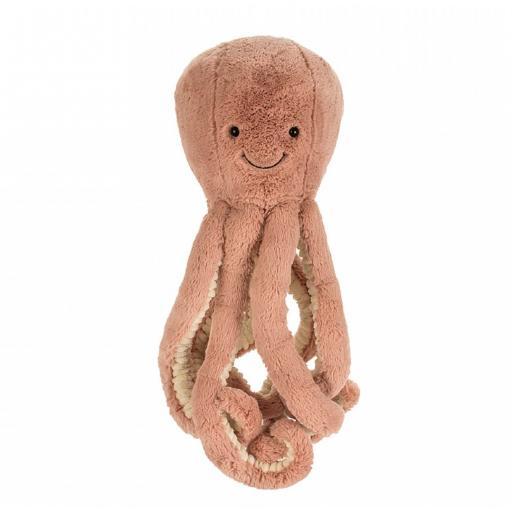 Odell Octopus by Jellycat Medium