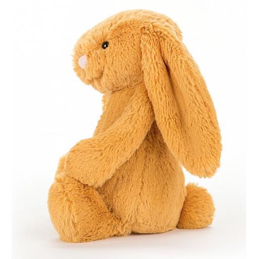 Medium Bashful Saffron Bunny by Jellycat