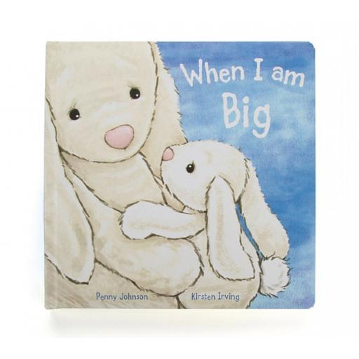 When I Am Big Book By Jellycat