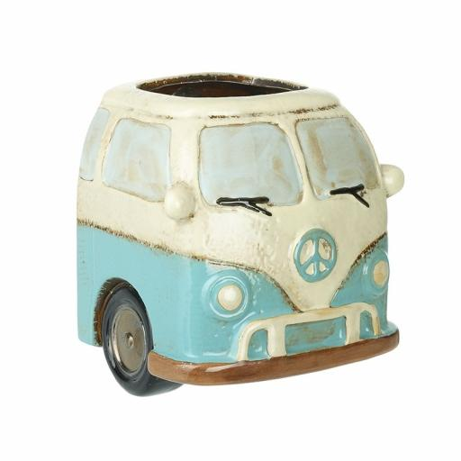 VW Camper Look Wall Planter