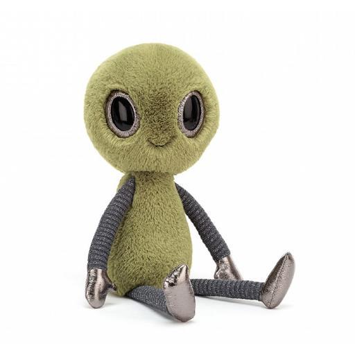Zalien Alien by Jellycat