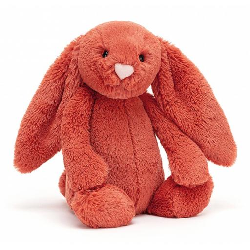 Medium Bashful Cinnamon Bunny by Jellycat