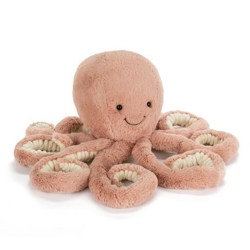 Odell Octopus by Jellycat, Little