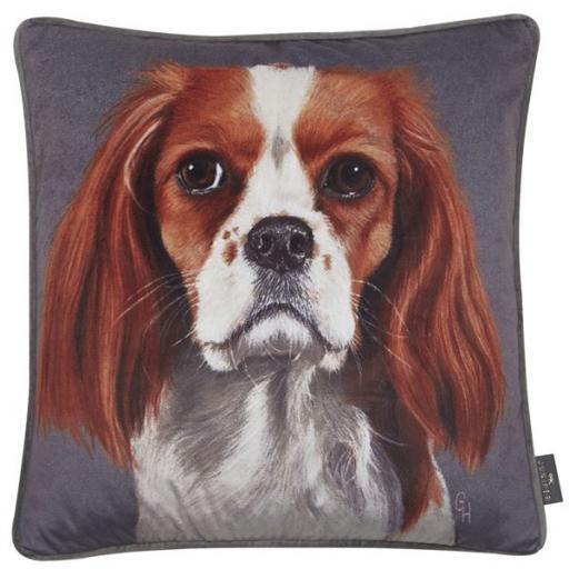 Jewel Spaniel Cushion