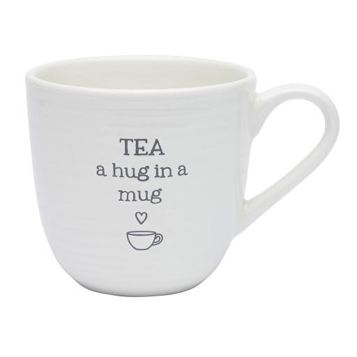 "Tea "" A Hug In A Mug"" Mug"
