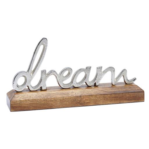 Metal Dream Sign