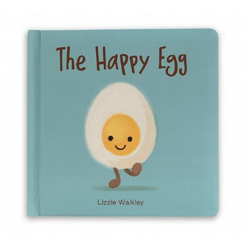 The Happy Egg Book By Jellycat.