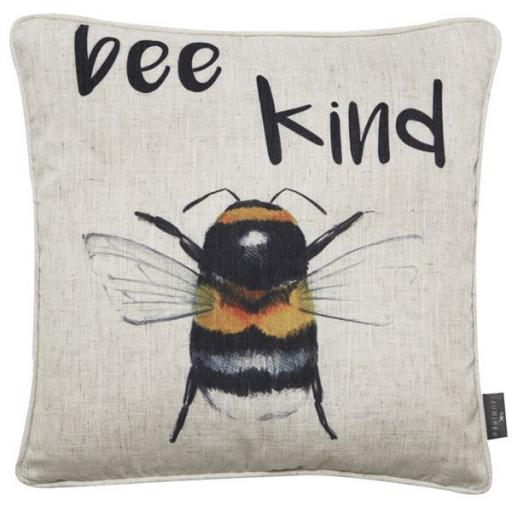 Bee Kind Bee Cushion