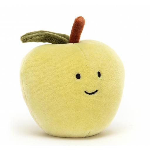 Fabulous Fruit Apple By Jellycat