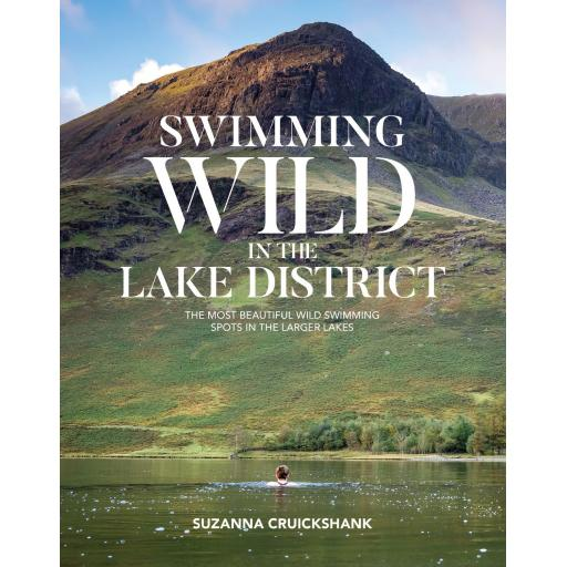 PAPERBACK BOOK SWIMMING WILD IN THE LAKE DISTRICT