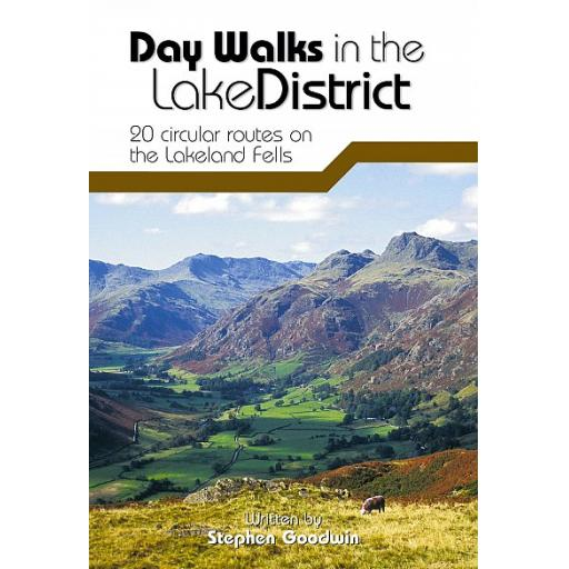 PAPERBACK BOOK DAY WALKS IN THE LAKE DISTRICT