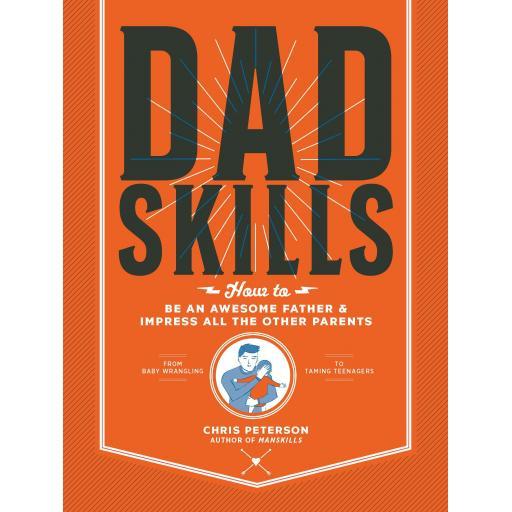 HARDBACK BOOK DAD SKILLS