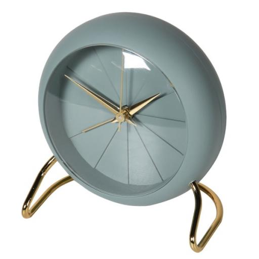 Sage Green Alarm Clock