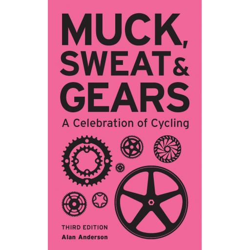 PAPERBACK BOOK MUCK SWEAT AND GEARS