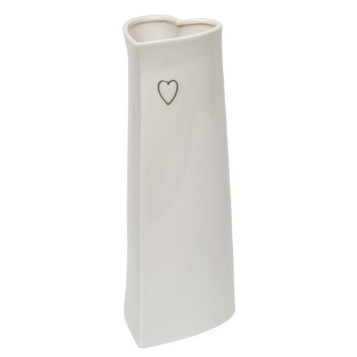 Large Heart Vase