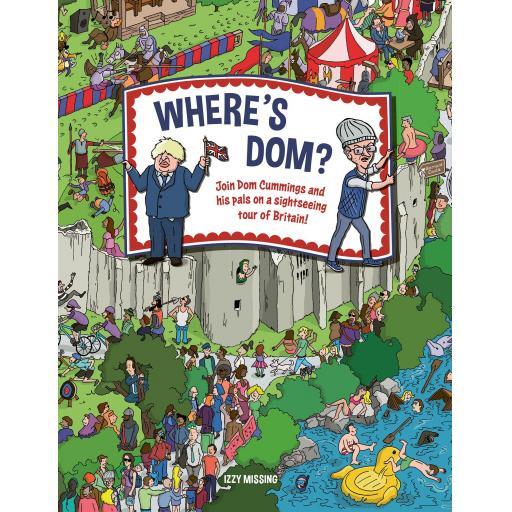 PAPERBACK BOOK WHERES DOM