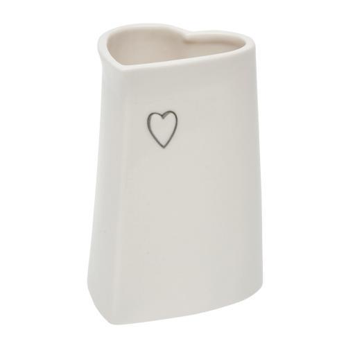 Small Heart Vase
