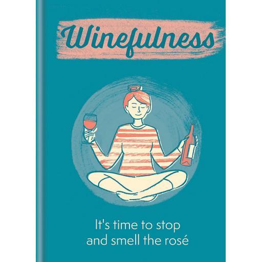 Hardback Book Winefullness