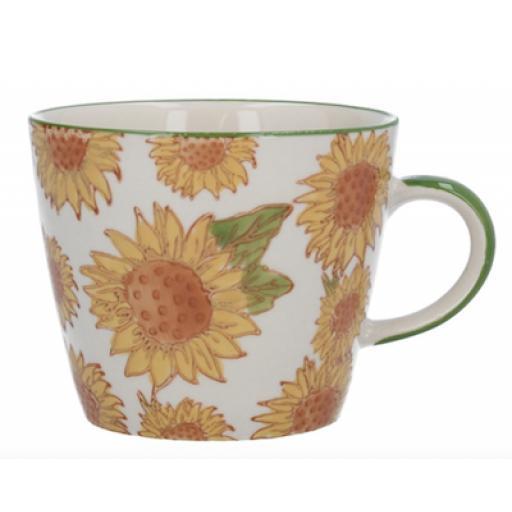 Sunflowers Design Mug by Gisela Graham