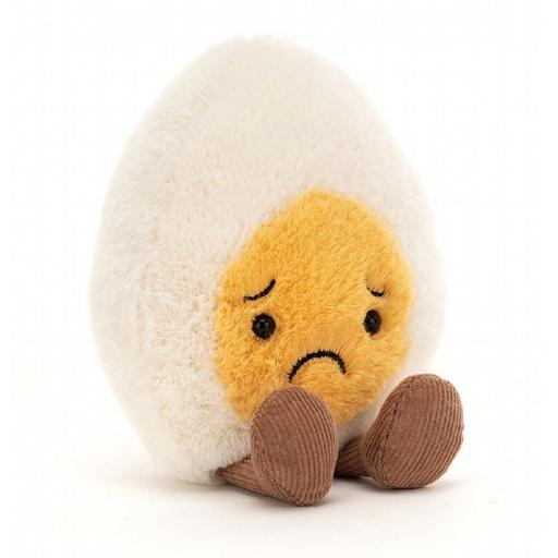 Sorry Boiled Egg By Jellycat