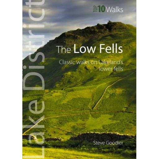 Paperback Book Low Fells Of The Lake District