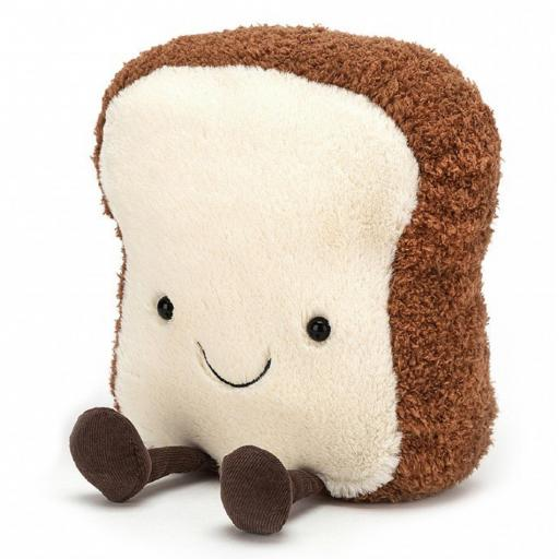 Large Amusable Toast By Jellycat