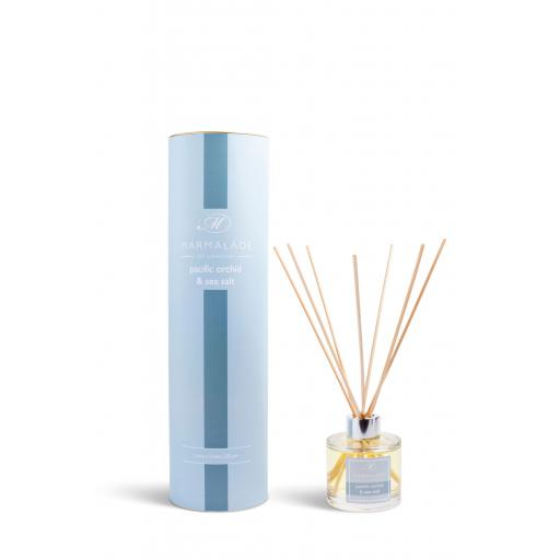 Pacific Orchid & Sea Salt Reed Diffuser By Marmalade
