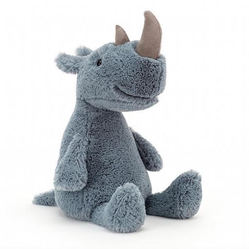 Rumpa Rhino By Jellycat