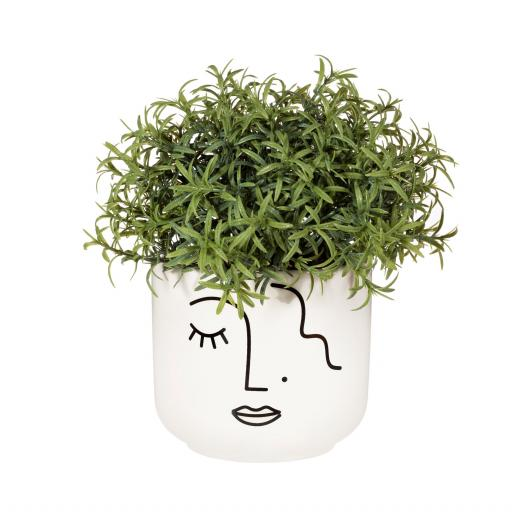 Abstract Face Planter