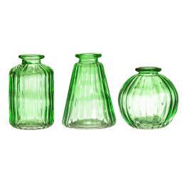 GLEE040_A_Green_Glass_Bud_Vases_Set_3.jpg