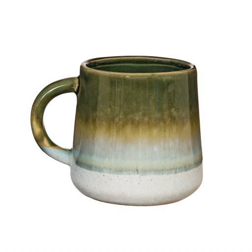 Mojave Green Glaze Mug