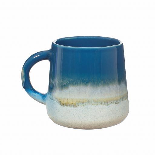 Mojave Blue Glaze Mug