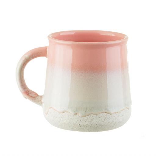 Mojave Pink Glaze Mug