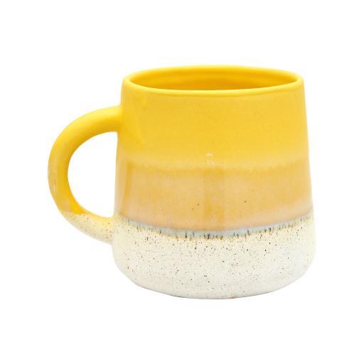 Mojave Yellow Glaze Mug