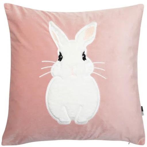 Bunny Pink Cushion